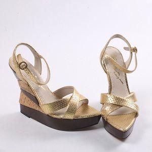 Alice + Olivia Shoes - Alice + Olivia wedge heel